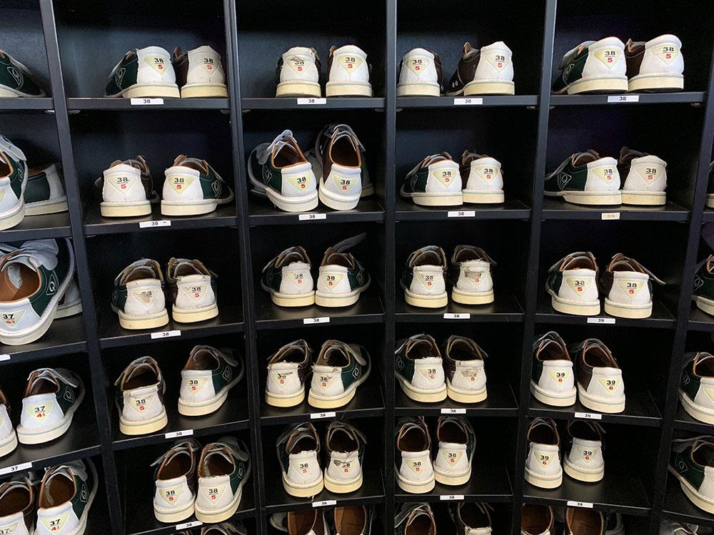 chaussures bowling de mâcon